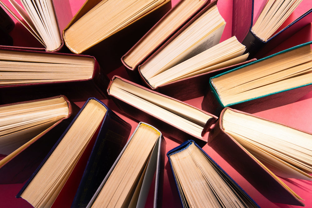Lambda Literary Header