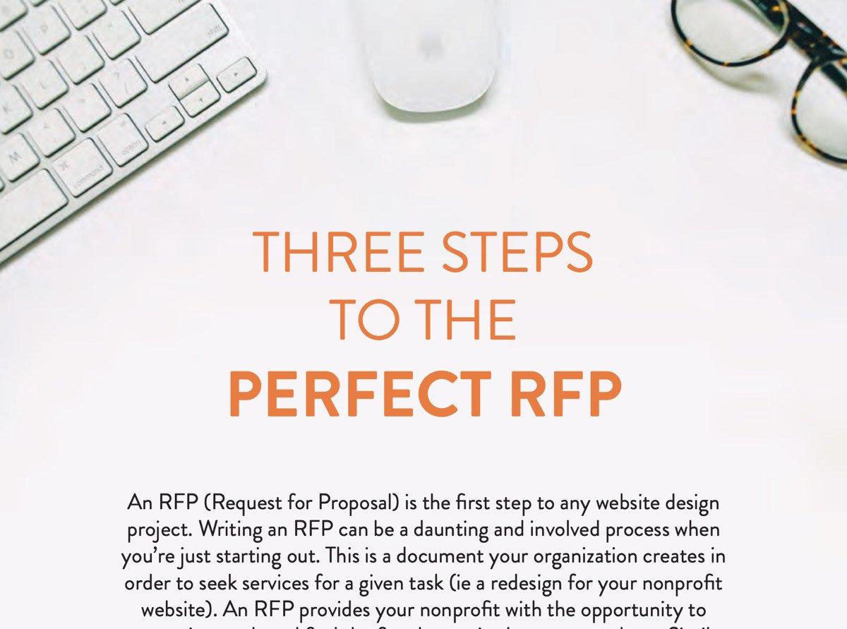 Complete Guide to Nonprofit Website Redesign_Page_1