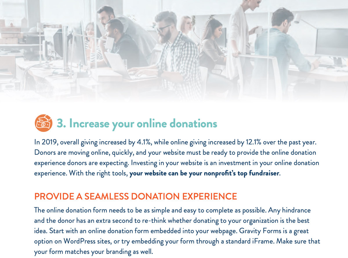 Complete Guide to Nonprofit Website Redesign_Page_2