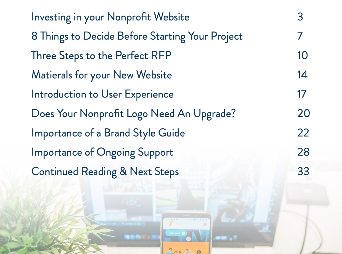 Complete Guide to Nonprofit Website Redesign_Page_3